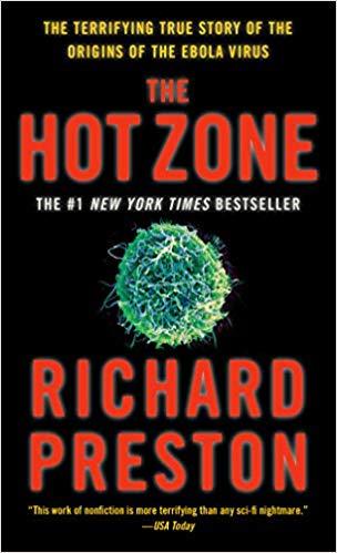 Richard Preston – The Hot Zone Audiobook