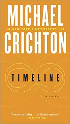 Michael Crichton - Timeline Audio Book Free