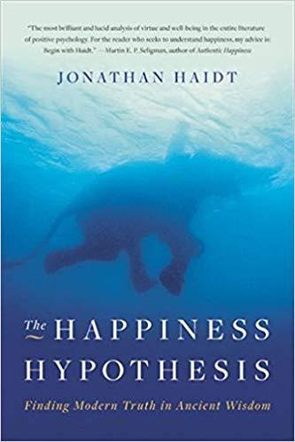 Jonathan Haidt – The Happiness Hypothesis Audiobook