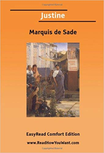 Marquis de Sade – Justine Audiobook