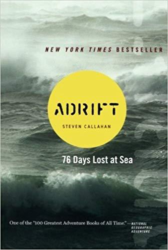 Steven Callahan – Adrift Audiobook