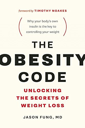 Dr. Jason Fung – The Obesity Code Audiobook