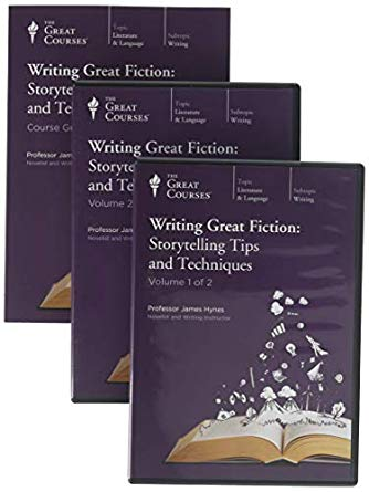 James Hynes – Writing Great Fiction Audiobook
