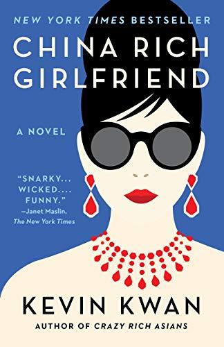 Kevin Kwan – China Rich Girlfriend Audiobook