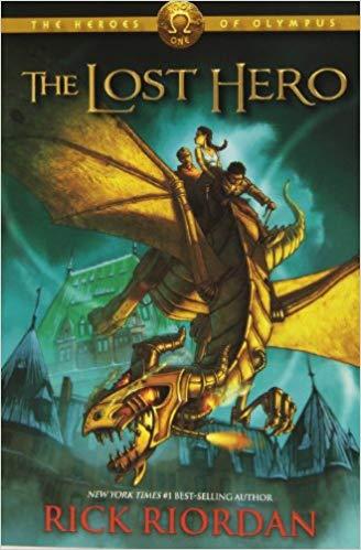 Rick Riordan – The Lost Hero Audiobook