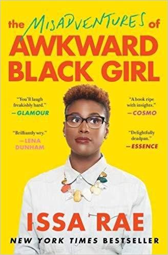Issa Rae – The Misadventures of Awkward Black Girl Audiobook