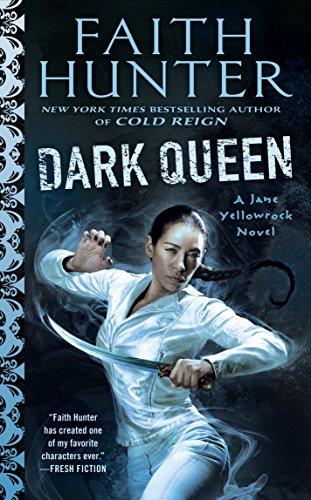 Faith Hunter – Dark Queen Audiobook