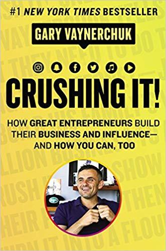 Gary Vaynerchuk – Crushing It! Audiobook