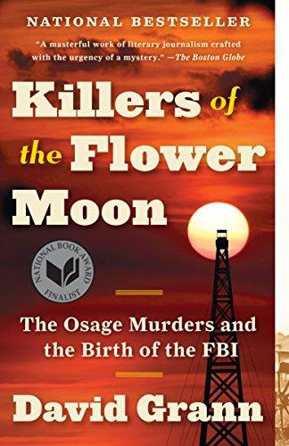 David Grann – Killers of the Flower Moon Audiobook