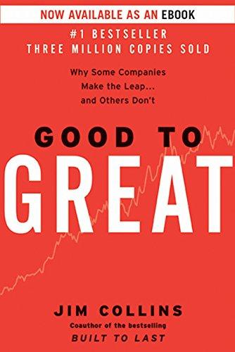 Jim Collins – Good to Great Audiobook