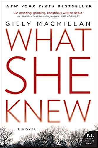 Gilly Macmillan – What She Knew Audiobook