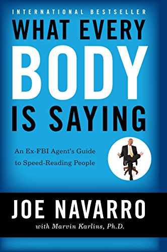 Joe Navarro – What Every BODY is Saying Audiobook