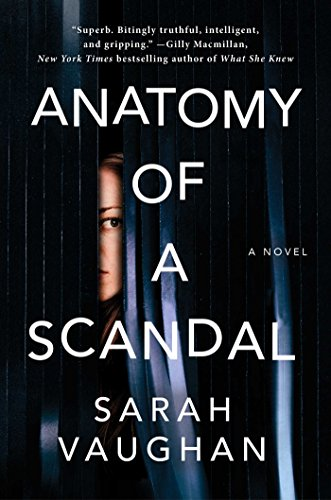 Sarah Vaughan – Anatomy of a Scandal Audiobook