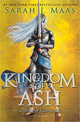 Sarah J. Maas – Kingdom of Ash Audiobook