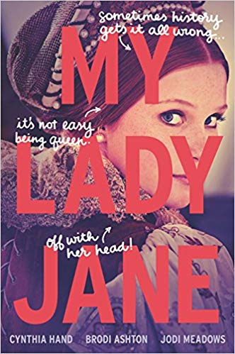 Cynthia Hand – My Lady Jane Audiobook