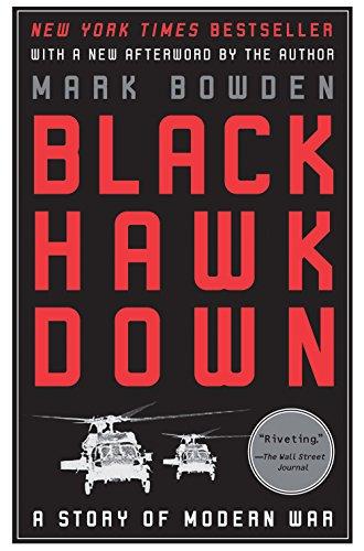 Mark Bowden – Black Hawk Down Audiobook