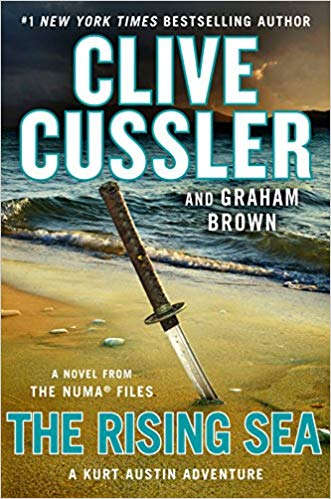 Clive Cussler – The Rising Sea Audiobook