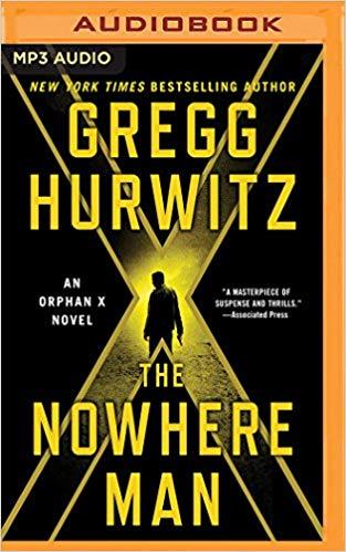 Gregg Hurwitz – The Nowhere Man Audiobook