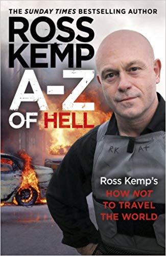 Ross Kemp – A-Z of Hell Audiobook