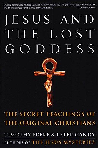 Tm Freke – Jesus and the Lost Goddess Audiobook
