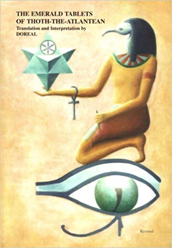 M. Doreal – The Emerald Tablets of Thoth The Atlantean Audiobook
