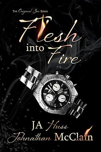 JA Huss – Flesh Into Fire Audiobook