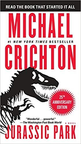 Michael Crichton – Jurassic Park Audiobook