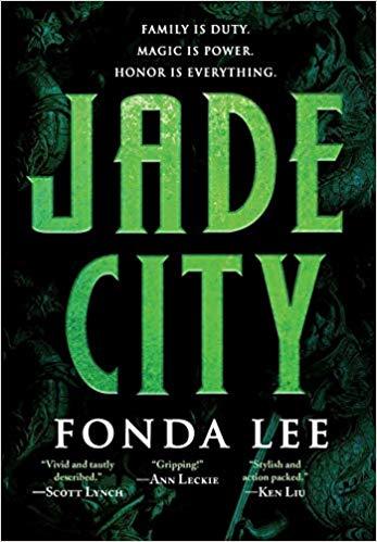 Fonda Lee – Jade City Audiobook