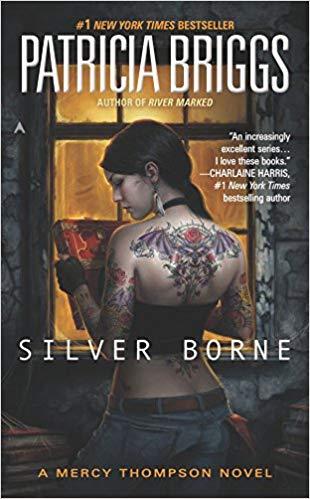 Patricia Briggs – Silver Borne Audiobook