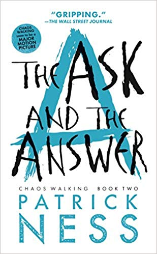Patrick Ness – The Ask and the Answer Audiobook