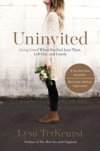 Lysa TerKeurst – Uninvited Audiobook
