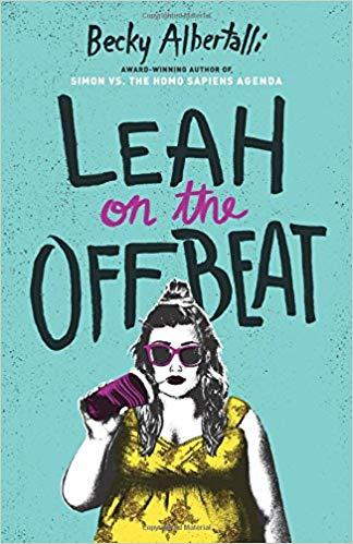 Becky Albertalli – Leah on the Offbeat Audiobook