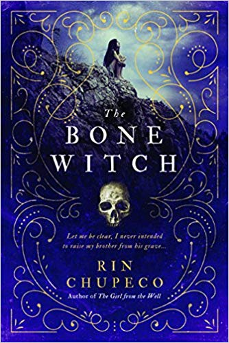 Rin Chupeco – The Bone Witch Audiobook