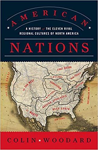 Colin Woodard – American Nations Audiobook