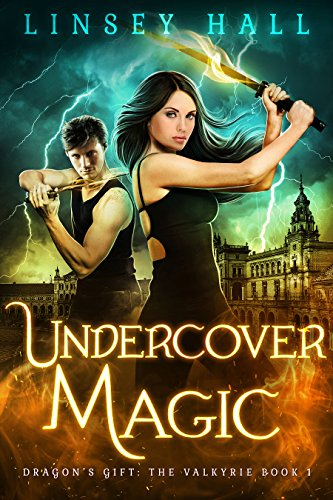 Linsey Hall – Undercover Magic Audiobook