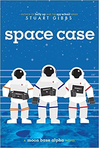 Stuart Gibbs – Space Case Audiobook