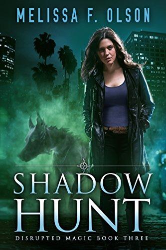 Melissa F. Olson – Shadow Hunt Audiobook