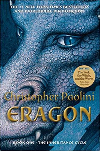 Christopher Paolini – Eragon Audiobook
