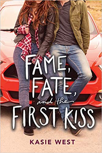 Kasie West – Fame, Fate, and the First Kiss Audiobook