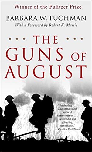 Barbara W. Tuchman - The Guns of August Audio Book Free