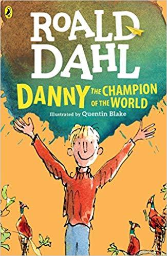 Roald Dahl – Danny the Champion of the World Audiobook