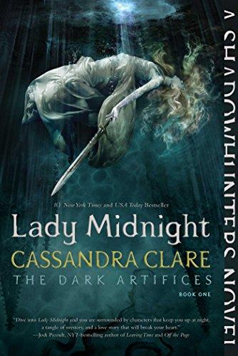 Cassandra Clare – Lady Midnight Audiobook