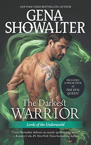 Gena Showalter – The Darkest Warrior Audiobook
