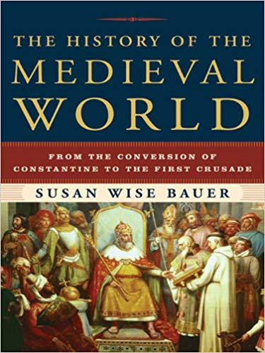 Susan Wise Bauer – The History of the Medieval World Audiobook