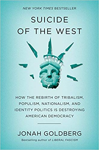 Jonah Goldberg – Suicide of the West Audiobook