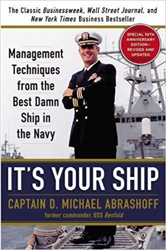 D. Michael Abrashoff – It's Your Ship Audiobook