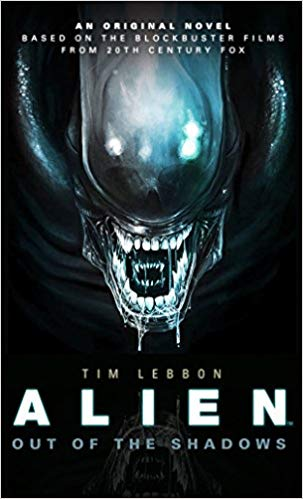 Tim Lebbon – Out of the Shadows Audiobook