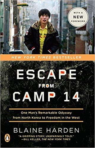 Blaine Harden – Escape from Camp 14 Audiobook