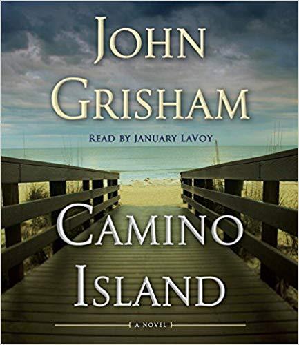 John Grisham – Camino Island Audiobook