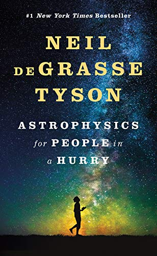 de Grasse Tyson, Neil – Astrophysics for People in a Hurry Audiobook